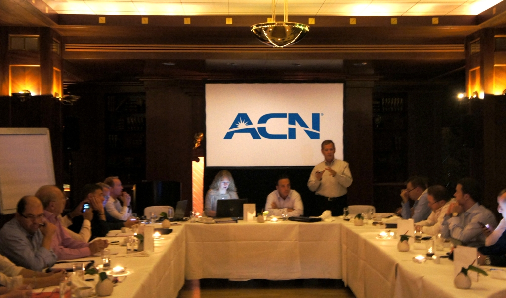 ACN European Circle of Champions Dinner